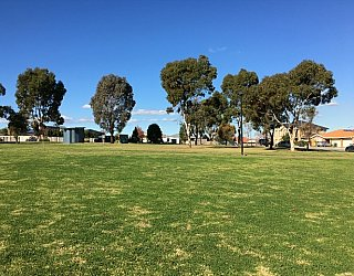 Southbank Boulevard Reserve Grass 4