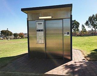 Southbank Boulevard Reserve Multistation Toilets
