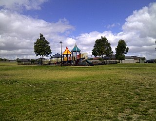 Southbank Boulevard Reserve Playground