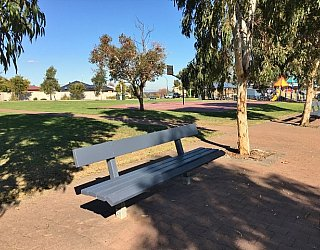 Southbank Boulevard Reserve Seating 1