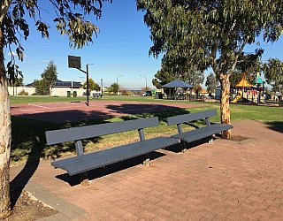Southbank Boulevard Reserve Seating 2
