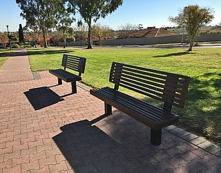Southbank Boulevard Reserve Seating 4