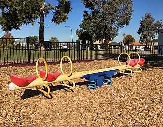 Southbank Boulevard Reserve Seesaw Quad