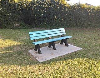 Stanley Street Reserve Seating 2