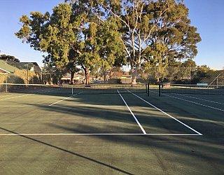 Stanley Street Reserve Tennis 3