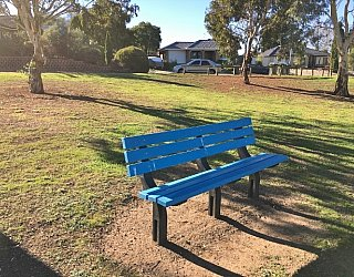 Strutt Court Reserve Seating 2