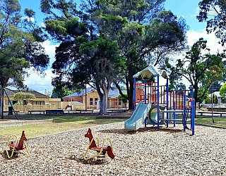 The Crescent Reserve Playground 3
