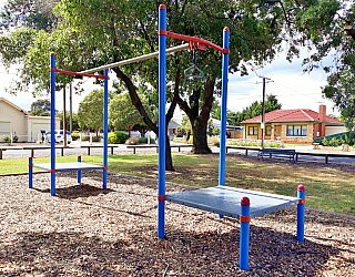 The Crescent Reserve Playground Flying Fox 1