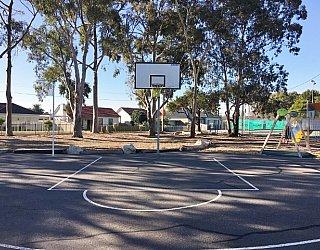 Warradale Park Reserve Basketball 3 On 3