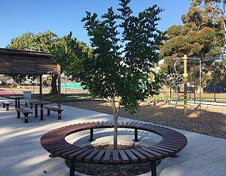 Warradale Park Reserve Seating 2