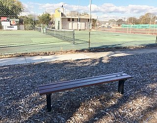 Warradale Park Reserve Seating 3