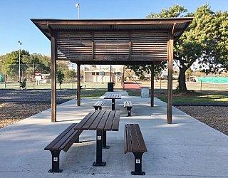 Warradale Park Reserve Seating 4