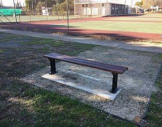 Warradale Park Reserve Seating