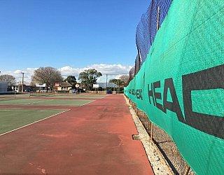 Warradale Park Reserve Tennis 1