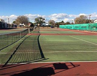 Warradale Park Reserve Tennis 2