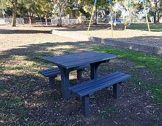 Westall Way Reserve Picnic Table