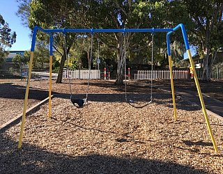 Westall Way Reserve Swings