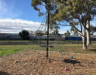 Willoughby Avenue Reserve Climbing Net
