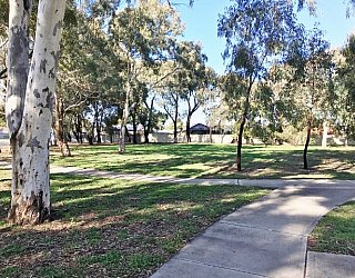 Willoughby Avenue Reserve Path