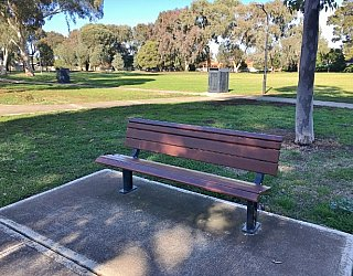 Willoughby Avenue Reserve Seating 1