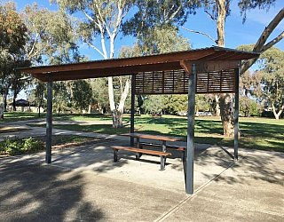 Willoughby Avenue Reserve Shelter 2