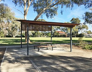 Willoughby Avenue Reserve Shelter 3