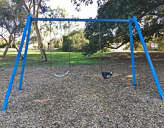 Willoughby Avenue Reserve Swings