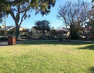 Yapinga Street Reserve Grass 3
