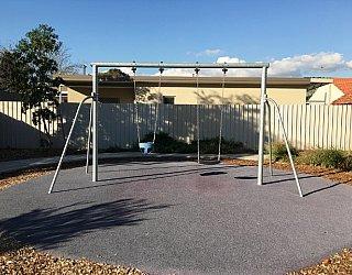 Yapinga Street Reserve Swings 1