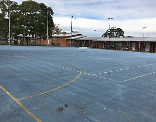 York Avenue Reserve Netball Tennis Courts 1