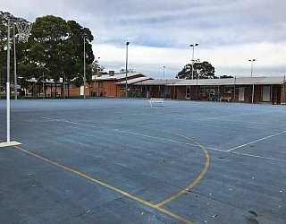 York Avenue Reserve Netball Tennis Courts 2