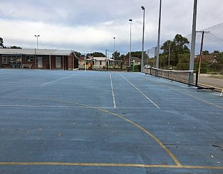 York Avenue Reserve Netball Tennis Courts 3
