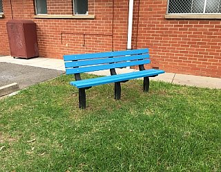 York Avenue Reserve Seating 1