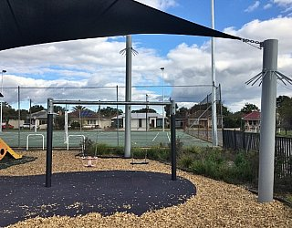 York Avenue Reserve Shade Sail 2