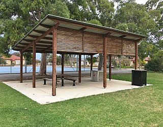 York Avenue Reserve Shelter 1