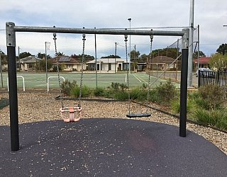 York Avenue Reserve Swings 1