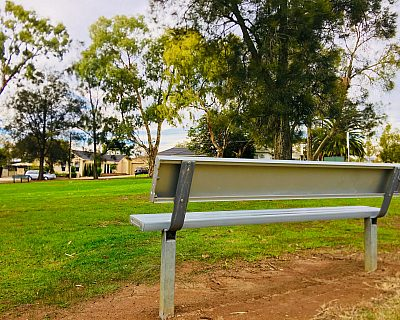 Hume Street Reserve Seat 3