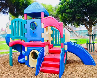 Hessing Crescent Reserve Playground 6