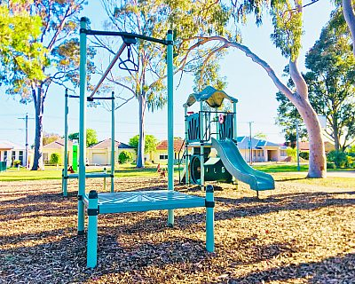 Ballara Park Reserve Playground Flying Fox 2