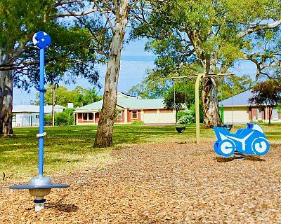 Ben Pethick Reserve Playground 1