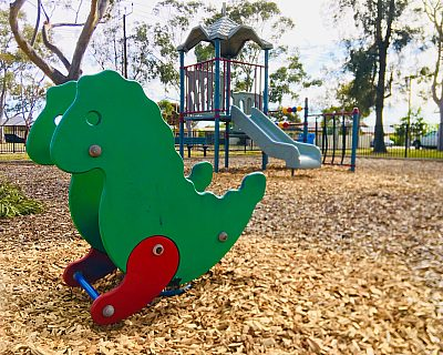 Cowra Crescent Reserve South Playground Springer 2