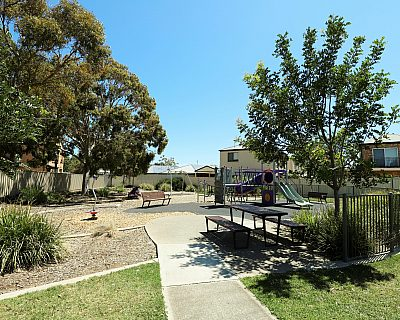 Audrey Street Reserve Playground 2