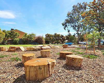 Penrith Court Reserve Nature Play 4