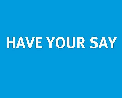 Have Your Say 8X10