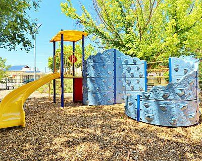 Elizabeth Ryan Reserve Playground Multistation 2