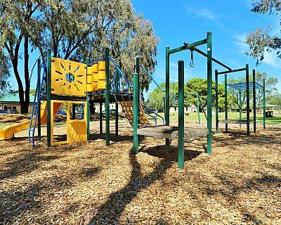 Glandore Community Centre Marie Gregan Playground Multistation 2