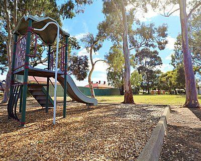 Hawkesbury Avenue Reserve Playground Multistation 8