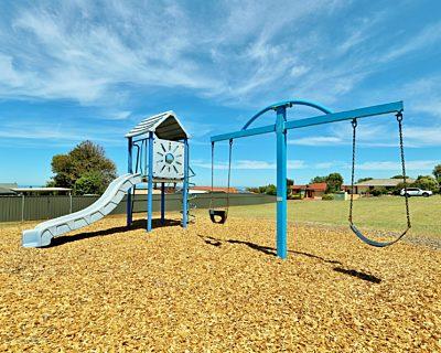 Lapwing Street Reserve Playground 2