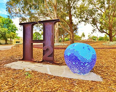 Harbrow Grove Reserve 20190107 Public Art 5