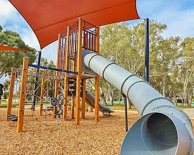 Appleby Road Reserve Playground Slide 2